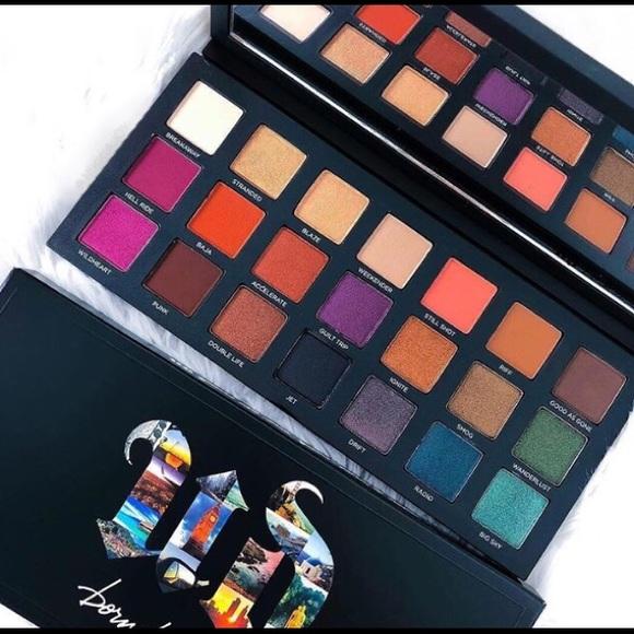 Makeup forever palette 2